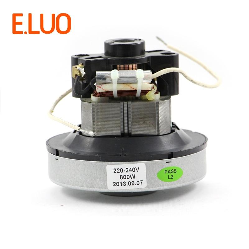 Acessórios Aspirador 220 V 800 w 107 milímetros de diâmetro motor para aspirador QW12T-05A QW12T-05E etc