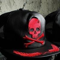 1Piece Free Shipping Baseball Cap Skull Snapback Hats For Men And Women Hip Hop Caps PP
