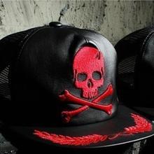 1Piece Free shipping Baseball Cap Skull Snapback Hats For Men And Women Hip Hop Caps PP Casquettes De Basketball