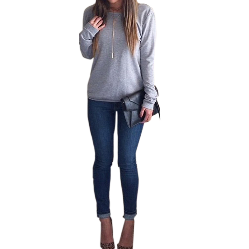 2016 new casual fashion womens backless blouse