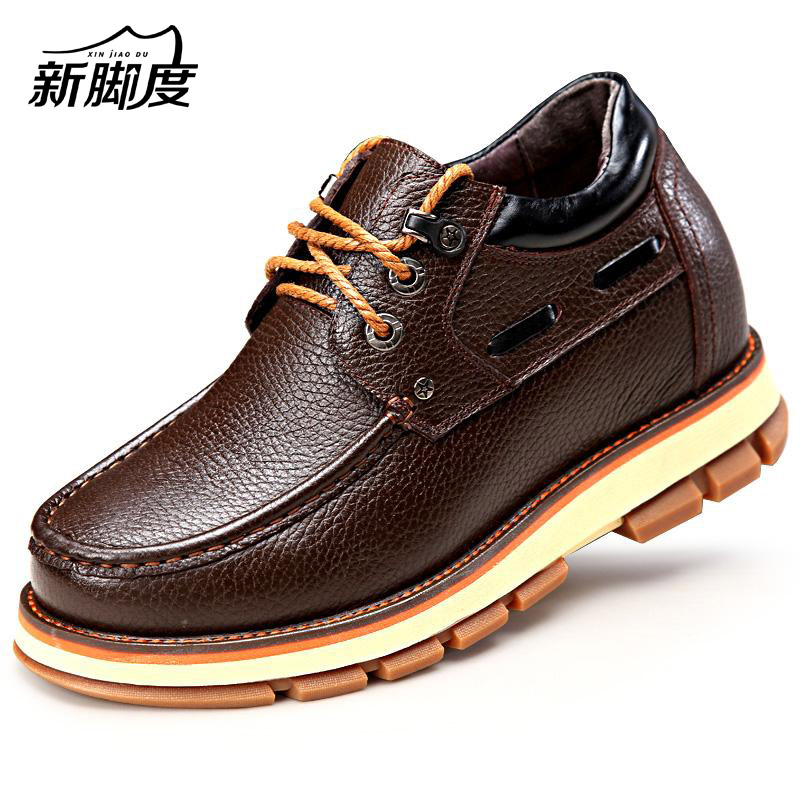 X9905 Newest Comfortable Casual Leather Increase Height Shoes Make Men Walk Tall 9cm Invisibly Comfortable manitobah унты tall gatherer mukluk мужские черный