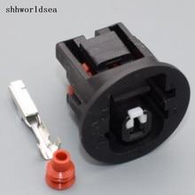 Shhworldsea 2/5/30/100 комплекты 2,2 мм 1Pin для Toyota Camry масло Давление Авто соеденитель для 2JZ K20Z3 для Toyota 7283-1114-40