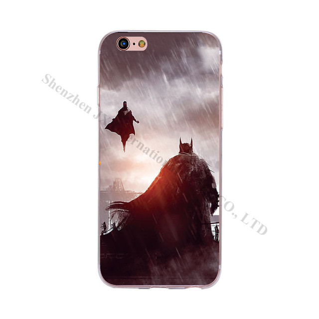 Cool Batman Joker Design Phone Case For Apple iPhone 6 6s 5 5s SE 7 Plus