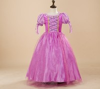 Cartoon Sleeping Beauty Girl Dress Princess Dress For Girl Fancy Cosplay Costume Kid S Party Birthday