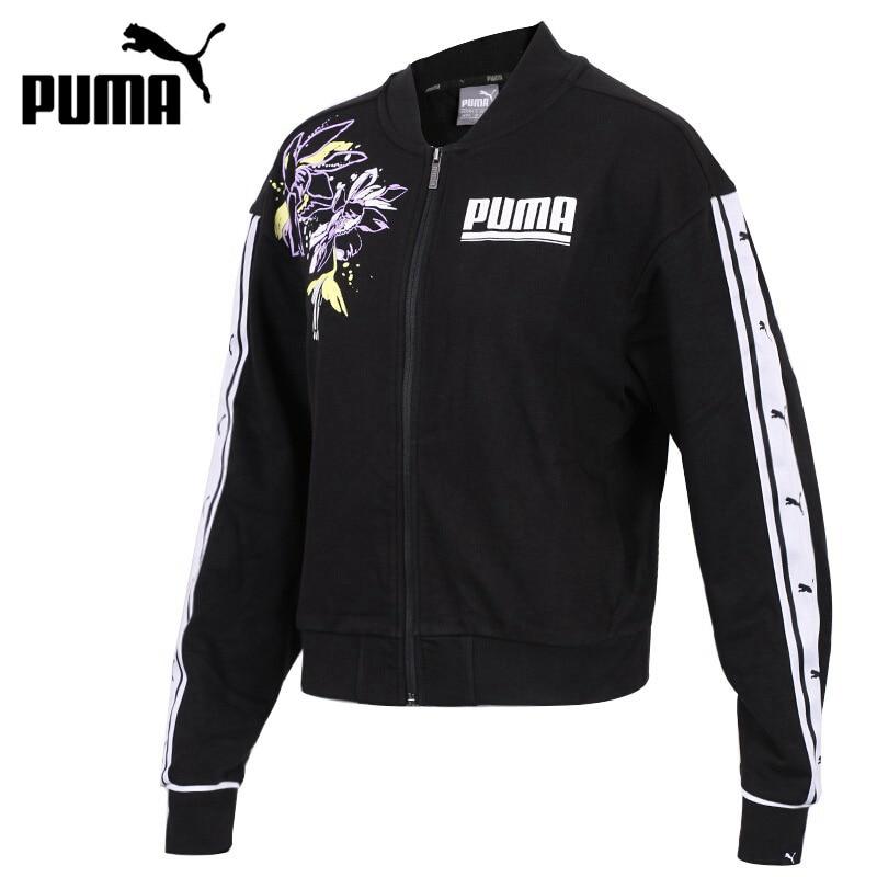 letal Confidencial A veces  Original New Arrival PUMA FLOWER Track Jacket Women's jacket ...