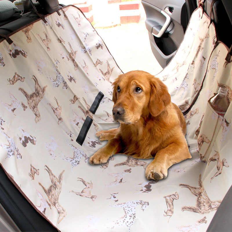 JORMEL Мода 2019 г. водостойкие переноски для собак регулируемая задняя крышка автокресло для животных коврики гамак
