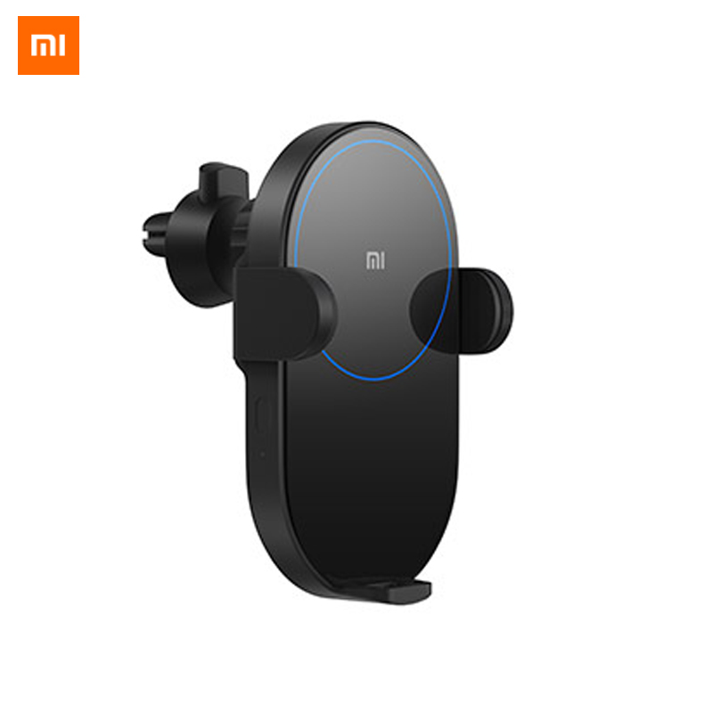 XIAOMI MIJIA 20W MAX QI Certification Electric Auto Door Car Phone Holder Fast Wireless Charger
