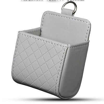 مصغرة جيب سيارة المقعد الخلفي البسيطة الجيب حامل حقيبة التخزين السيارات سفر مرتب شنقا المنظم