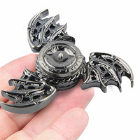 Game Of Thrones Fidget Spinner Dragon Eyes Stress Relief Fidget Toy EDC Hand Spinner Toy For