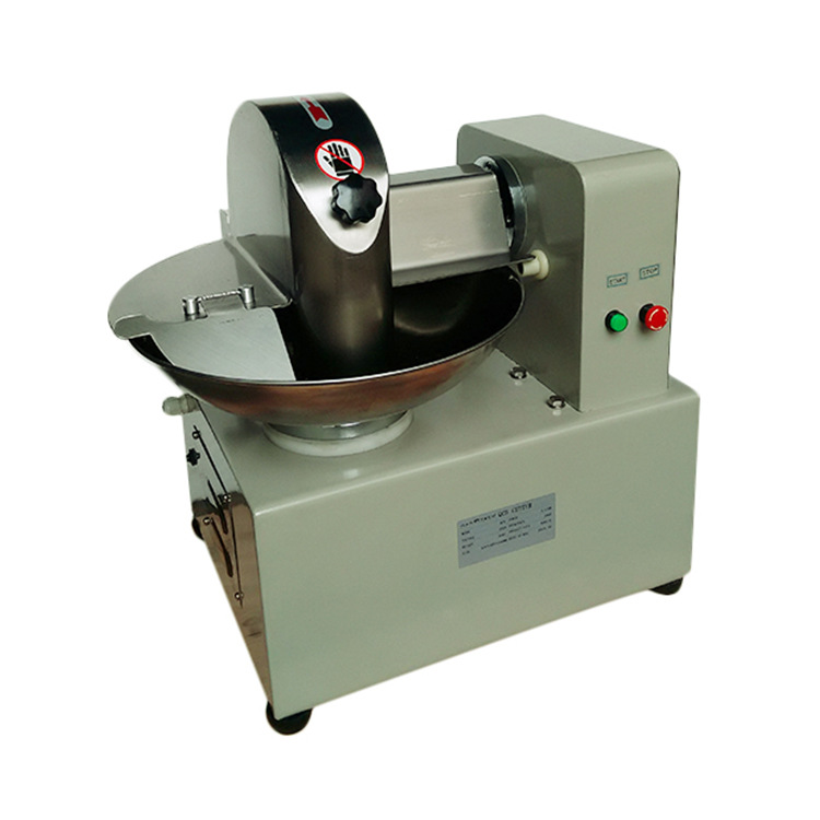 5L Stainless Steel High Efficiency Productive Meat Mincers Vegetable Grinder Meat Bowl Cutters Meat Choppers|meat mincer|meat grinder|meat grinder meat mincer - title=