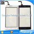 Blanco y negro touch sensor para doogee x5 max panel de pantalla táctil digitalizador