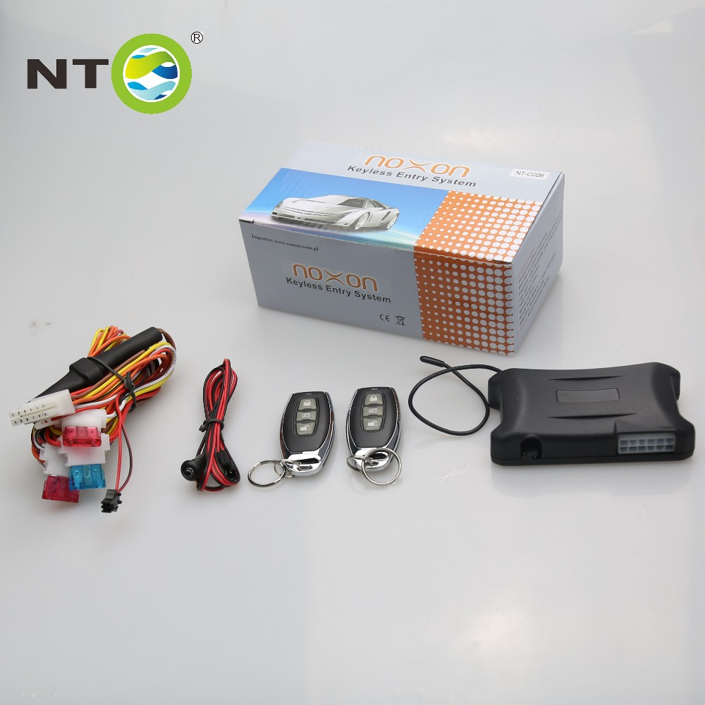 One Way Car Alarm Vehicle Protection Security