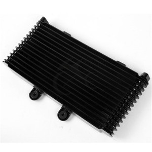 Image 4 - Motorcycle OIL Cooler Radiator Aluminum Replacement For SUZUKI GSF1200 GSF 1200 2001 2005