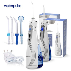 Waterpulse V400 Electric Oral Irrigator Water Flosser Oral Irrigator Mouth Teeth Cleaning Dental Irrigator Portable Water Floss