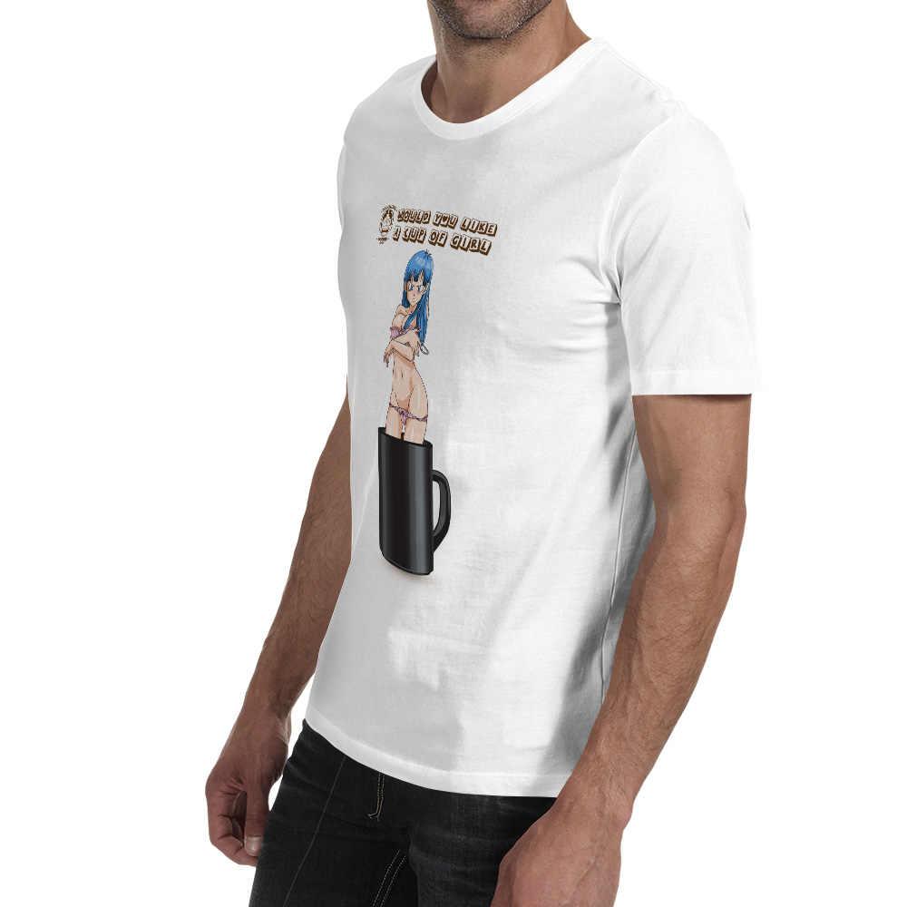 Shaming Bulma In Your Cup T-shirt Ecchi Pop Creative Hip Hop T Shirt Design  Rock Anime Women Men Top