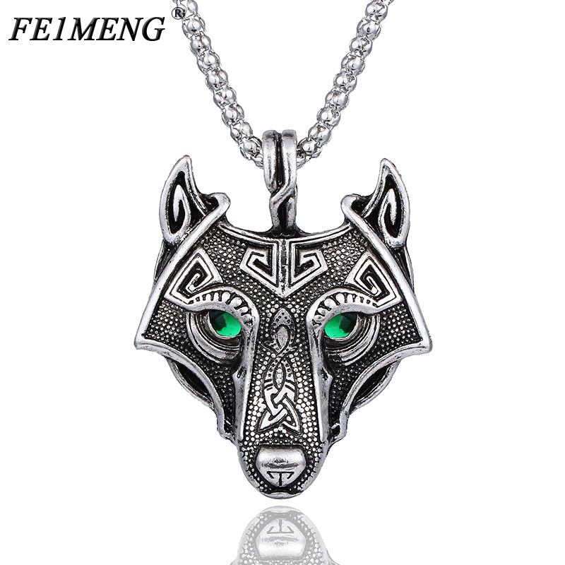 DianaL Boutique Silver Tone Wolf Locket Pendant Necklace 19 Chain Glass Cabochon Art Picture Fashion Jewelry