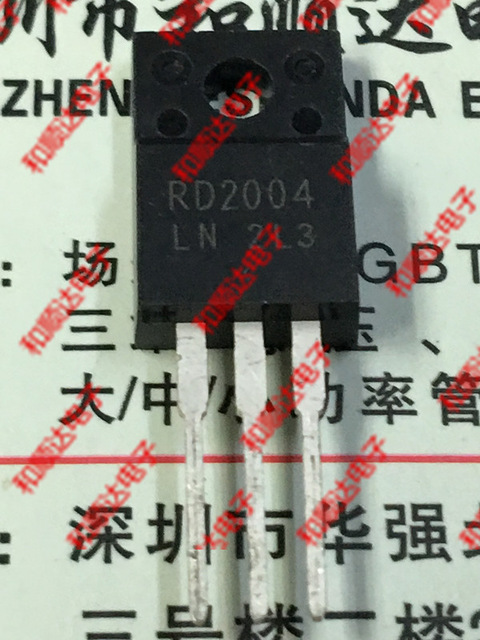 1 pcs/lot RD2004LN RD2004 TO-220F 400 V 20A nouveau original1 pcs/lot RD2004LN RD2004 TO-220F 400 V 20A nouveau original