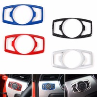 Areyourshop Car Head Light Button Switch Cover Trim ABS For Ford Mustang F150 F 150 2015