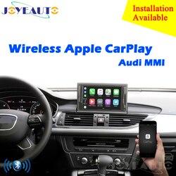 Aftermarket OEM Беспроводной Apple CarPlay A1 A3 A4 A5 A6 A7 A8 Q3 Q5 Q7 MMI решение модернизации с обратным Камера для Audi