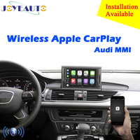 Aftermarket OEM Wireless Apple CarPlay for Audi A1 A3 A4 A5 A6 A7 A8 Q2 Q3 Q5 Q7 MMI Car Play Android Auto Mirror Reverse Camera