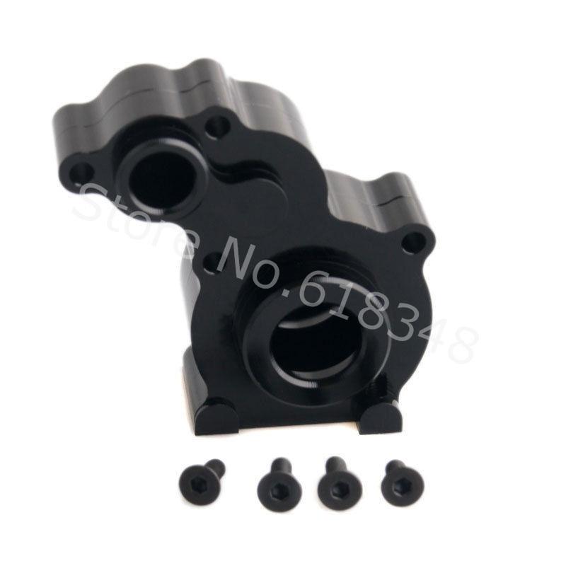 где купить Metal Axial AX80009 SCX10 Parts Alloy Aluminum Transmission Set Center Gear Box Mount For 1/10 Rock Crawler Car AX10 Upgrade по лучшей цене