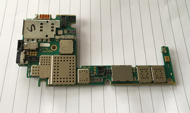 International language!~Good quality Original Motherboard With cable For N9 16GB free shipping