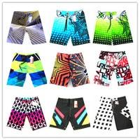Hot Sale 2017 New Design Brand Fashion Board Shorts Men Spring Summer Lovers Sexy Beach Swimwear