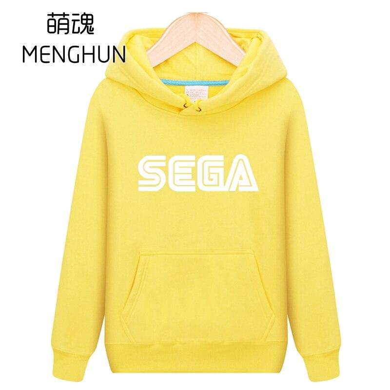 Image 3 - Retro game fans hoodies game fans cool daily wear hoodies SEGA  hoodies gift for boyfriend ac1390Hoodies