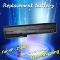Batería del ordenador portátil para hp elitebook 2560 p 2570 p jigu hstnn-db2l hstnn-db2m hstnn-i08c hstnn-i92c hstnn-c48c hstnn-c49c hstnn-ub2k