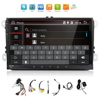 Android 9inch B6 Passat Radio Car GPS Without DVD Player For VW Golf GPS For VW