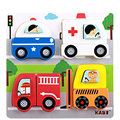 Бесплатная доставка детский мультфильм твердых деревянных блоков насекомых/транспорт/животные/море/Сцены строительные блоки игрушки подарки