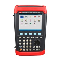 UNI T UT285A three phase power quality analyzer, hand held power analyzer Digital power analyzer Power Energy Meter