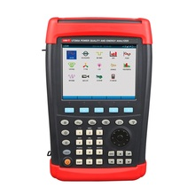 UNI-T UT285A three-phase power quality analyzer, hand-held analyzer Digital Power Energy Meter