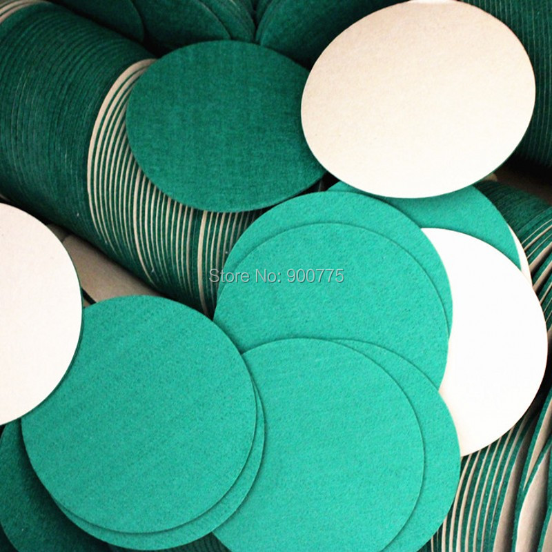 Air Hockey 94mm Sticker Green Soft Pads Juegos de mesa para adultos - Entretenimiento