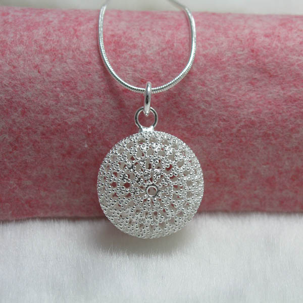 925 Sterling Silver Jewelry Multi Balls Necklace Free Shipping Brand New RM037