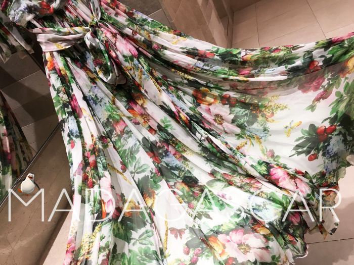 women's Boho style long dress women Of shoulder beach summer dresses Floral print Vintage maxi dress silk 10