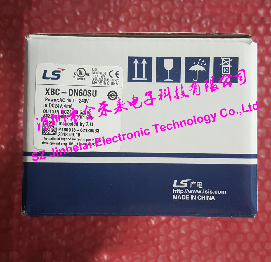 100% New and original XBC-DN60SU LS(LG) PLC controller 100% new and original xbc dr30su ls lg plc controller