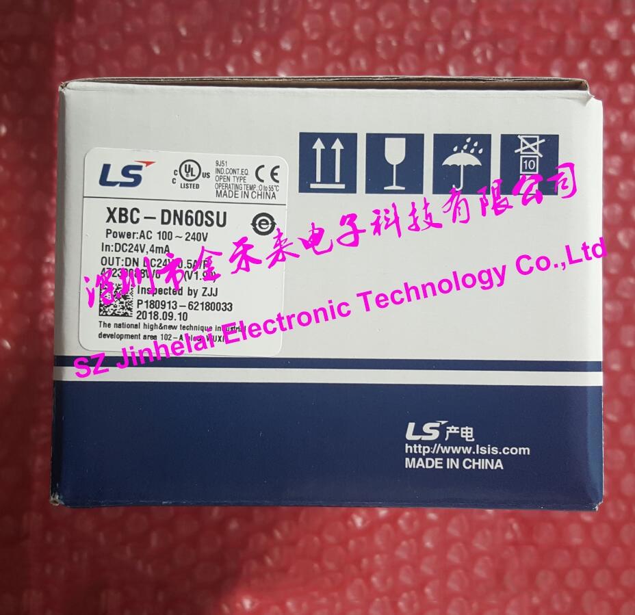 100% New and original  XBC-DN60SU  LS(LG)   PLC controller