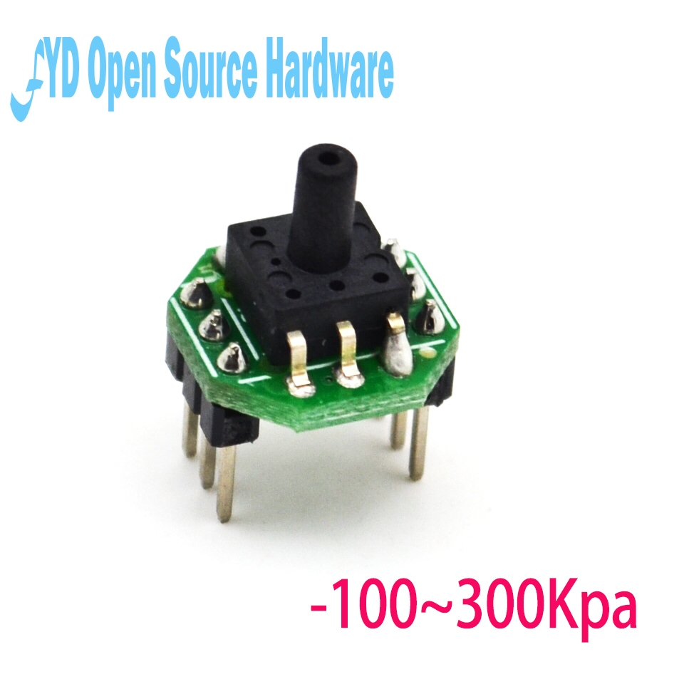 1pcs XGZP6847 -100~300KPa pressure sensor transmitter module 0.5-4.5V1pcs XGZP6847 -100~300KPa pressure sensor transmitter module 0.5-4.5V