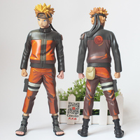 Anime Naruto Shippuden MSP Uzumaki Naruto Manga Ver. PVC Action Figure Collection Model Toys Doll 25cm