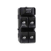 10283834 10422427 Master Power Window Switch LH Driver Side for Chevrolet Impala Buick Rendezvous 2000-2005