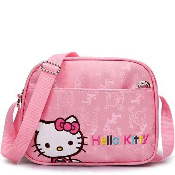 Gepäck & Taschen 2019 Cartoon Hallo Kitty Tasche Kinder Mini Taschen Baby Mädchen Brieftasche Geldbörse Kleine Schulter Tasche Handtaschen Pochette Bozuk Para Cuzdan