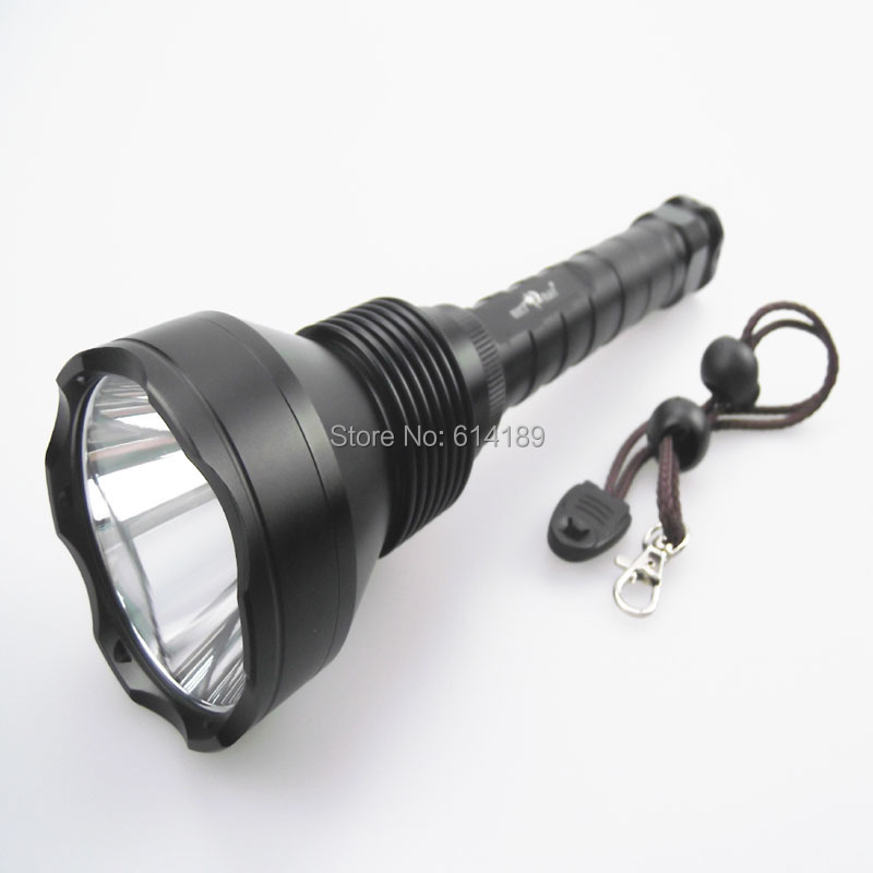 SKY RAY STL-V2 CREE XML T6 1000lm 5-Mode LED Flashlight (2x18650) sitemap 5 xml