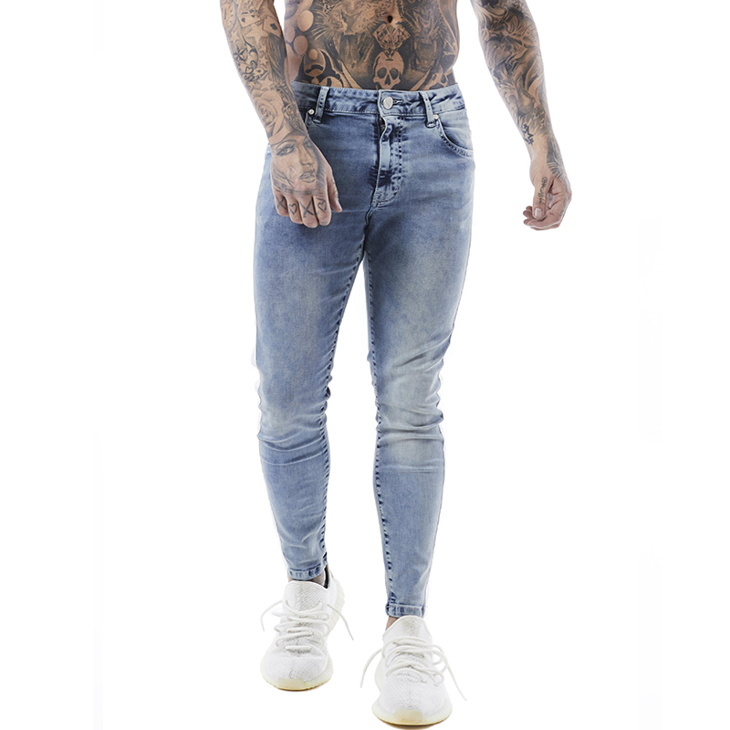gingtto-mens-vintage-light-blue-track-jeans-tape-white-zm33-1
