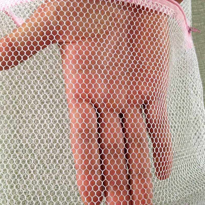 Clothes Washing Machine Laundry Bra Aid Lingerie Mesh Net Wash Bag Pouch Basket femme 3 Sizes 0.703