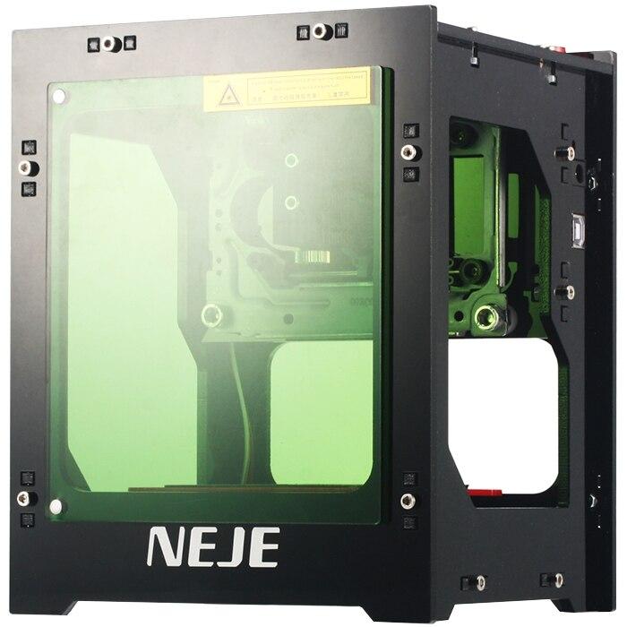NEJE 1000 МВт ЧПУ для лазерной резки мини лазерная гравировка машины для VIP 2