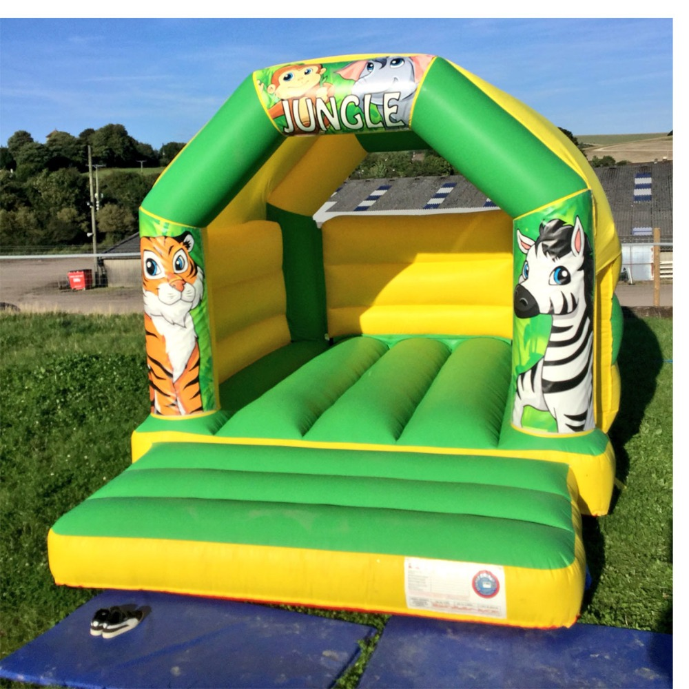 inflatable bouncy house jungle bouncer jumping castle moonwalk for kids used in outdoor and indoor playgroundinflatable bouncy house jungle bouncer jumping castle moonwalk for kids used in outdoor and indoor playground