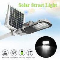 Smuxi 12 Светодиодный Солнечный свет 7,4 В 5 Вт солнечные Панель Открытый Сад Освещение дорожки Водонепроницаемый свет Управление