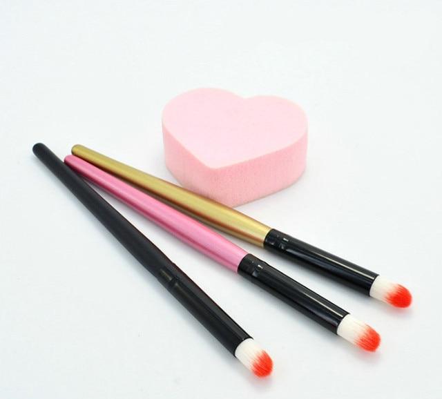 1 Sztuk Profesjonalne Cienie Szczotki Eyeshadow Pencil Brush Makijaż Fundacja Narzędzie Kosmetyczne Szczotki MAKIJAŻ SZCZOTKI