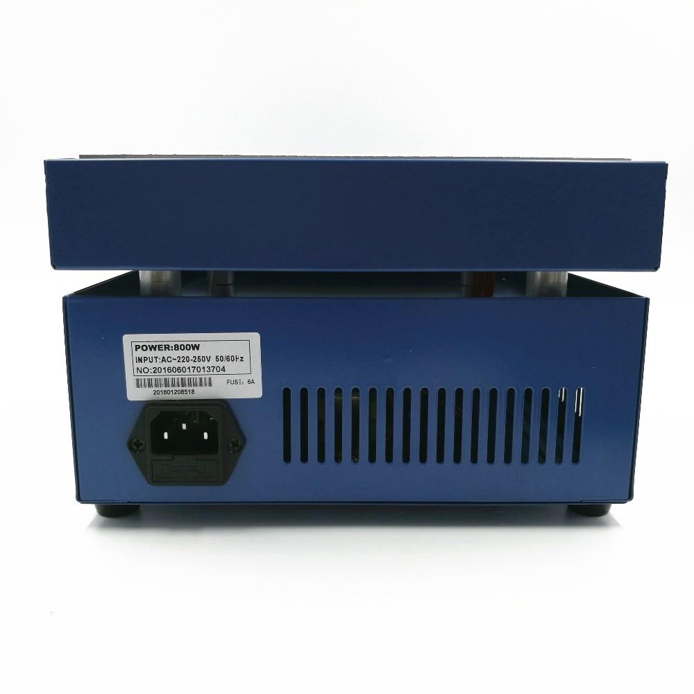 110 / 220V 800W 946C Електронна подгряваща - Заваръчно оборудване - Снимка 3